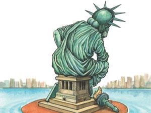 Sad Liberty.