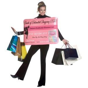 Credit Card Girl